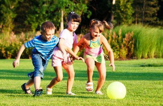 Agar Anak Suka Olahraga