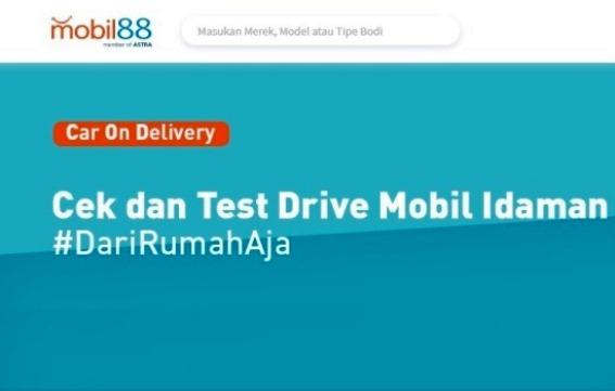 Layanan COD Mobil88