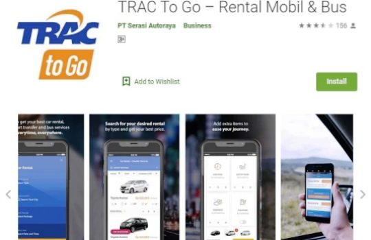 Solusi Transportasi Indonesia di Masa Pandemi melalui Aplikasi TRAC To Go